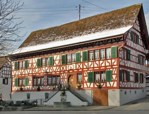 Gemeindehaus zum Hirschen, 8460 Marthalen
