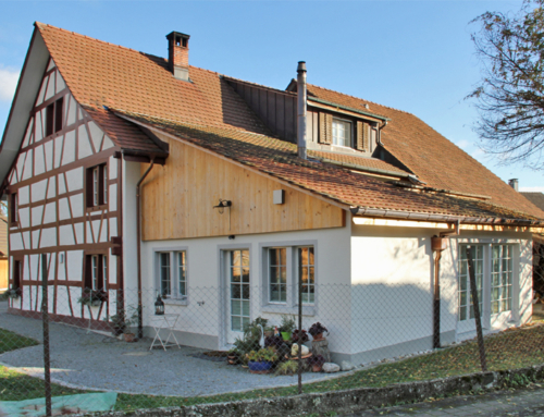Wohnhaus 8464 Ellikon am Rhein
