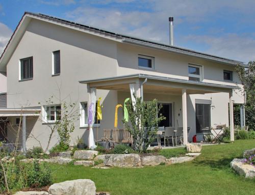 Einfamilienhaus (Minergie) 8462 Rheinau