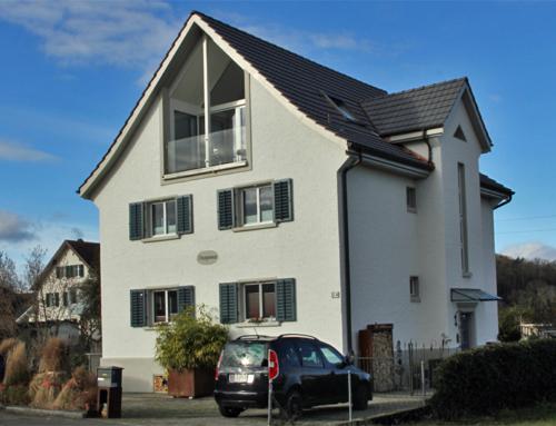 Einfamilienhaus 8462 Rheinau